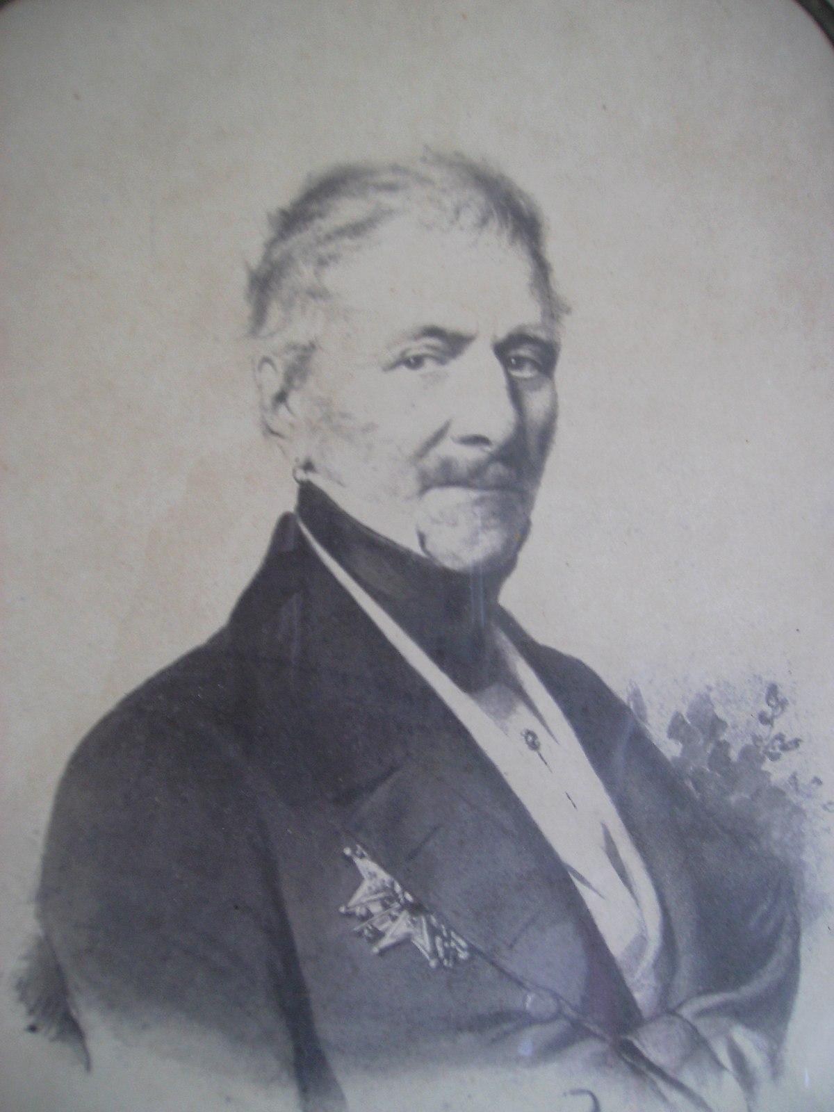 François Marie Clément de La Roncière — Wikipédia