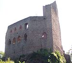 France Spesbourg castle outside 1.jpg