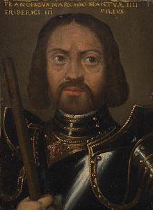 Ritratto di Francesco II Gonzaga.