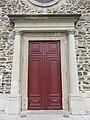 Francheville (Rhône) - Portail église Saint-Roch de Francheville-le-Haut (mars 2019).jpg