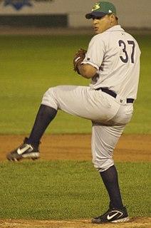 Frank Mata Venezuelan baseball player