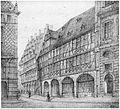 Frankfurt Am Main-Adolf Koch-AFFMVANDNGUB-012-Haus Wanebach und Salzhaus in der Wedelgasse.jpg