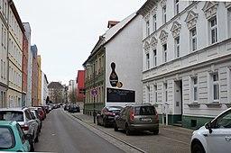 Bergstraße in Frankfurt