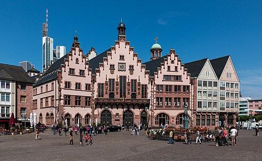 Frankfurt am Main, Römer 2015 6732