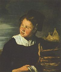 Portrait of a Fisher Girl
