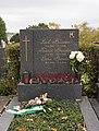 "Franz ""Bimbo"" Binder grave, Vienna, 2017.jpg"