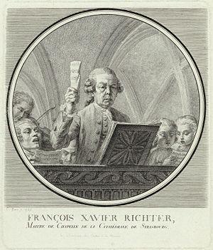 Richter, Franz Xaver (1709-1789)