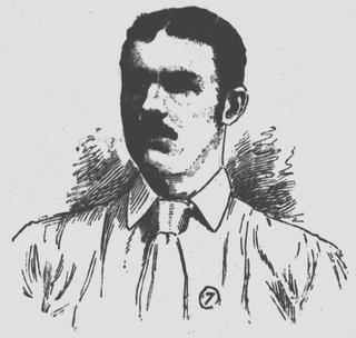 Frederick Burton (cricketer, born 1865) Australian cricketer