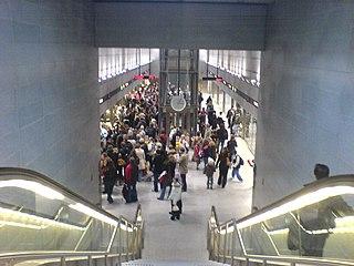 Frederiksberg Station Copenhagen metro station