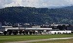 Freiburger Flugplatz mit Messe, Blick vom Wolfsbuck.jpg