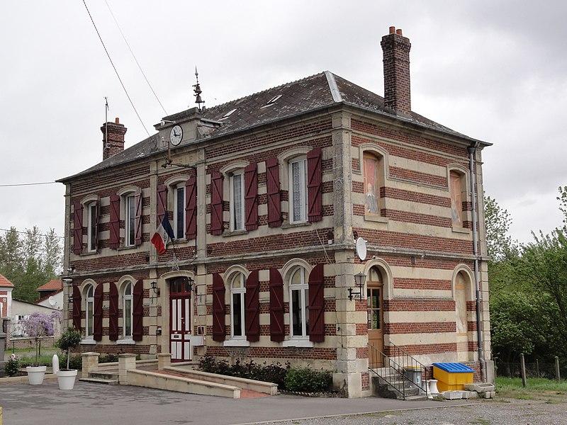 Fressancourt (Aisne) mairie