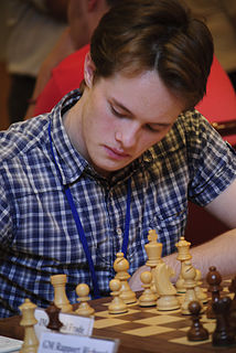 Frode Urkedal Norwegian chess player