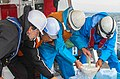 Fukushima Sea Water Sampling-2 (10722886846).jpg