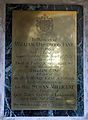 Fulbeck St Nicholas - Plaque 4 - William Dashwood Fane.jpg