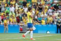 Futebol feminino olímpico- Brasil e Suécia no Maracanã (29033093895).jpg
