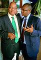 Général Embalo en discussion avec Jacob Zuma président sud-africain.jpeg