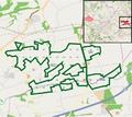 Gütersloh - NSG Große Wiese - Map.png