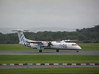 G-ECOJ - DH8D - Flybe