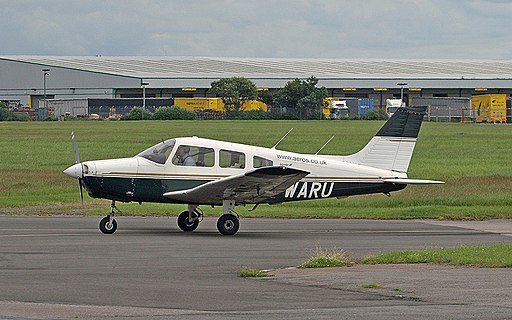 G-WARU Piper PA28 CVT 9-7-12 (46531437744)