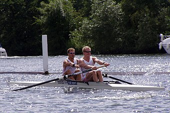 GB Pair at Henley 2004
