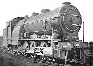 GER Class A55