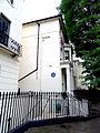 GILBERT KEITH CHESTERTON - 11 Warwick Gardens Kensington London W14 8PH (1).jpg