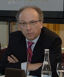 Gabriel Elorriaga in the EPP Convention On Climate Change in Madrid (6-7 February 2008).jpg