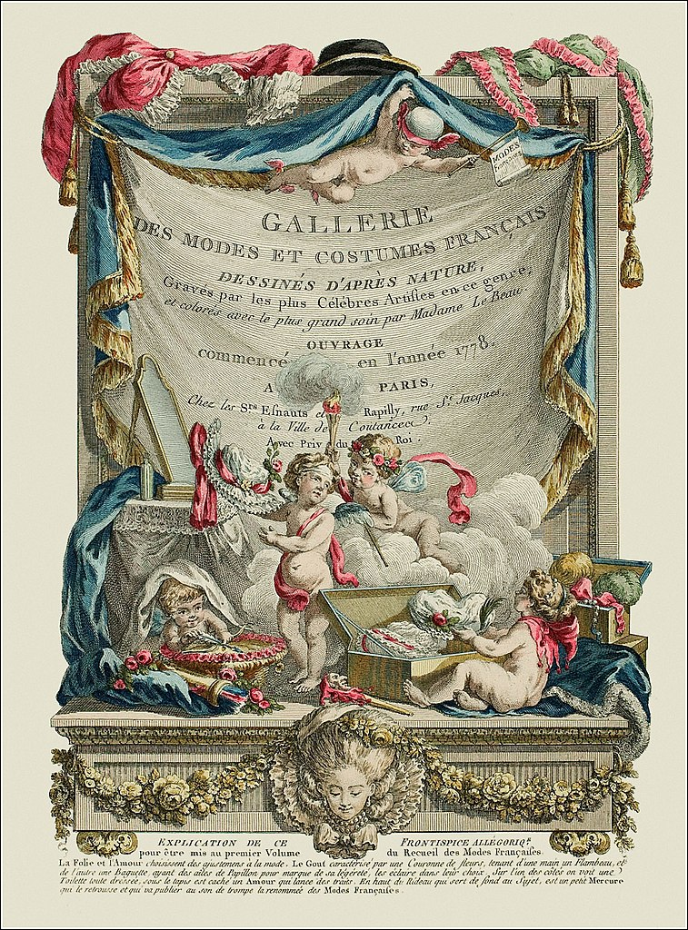 Filegallerie Des Modes Epigraphcolorjpg Wikimedia Commons