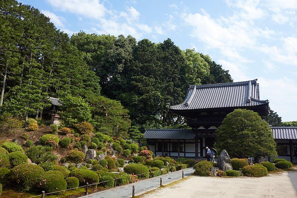 Gardens, Tofukuji Temple, May 2017 1