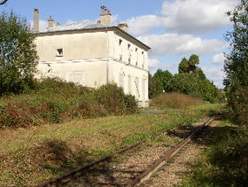 Image illustrative de l'article Gare de Condé-sur-Noireau
