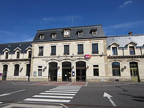 Image illustrative de l'article Gare de Conflans - Jarny