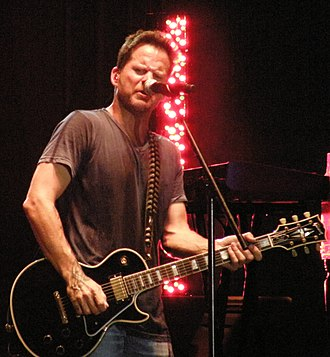Gary Allan - Gary Allan performing at Harrah's Metropolis 2010