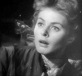 Gaslighting - Ingrid Bergman in the 1944 film Gaslight
