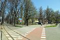 Gdańsk Przeróbka ulica Siennicka i pętla tramwajowa.JPG