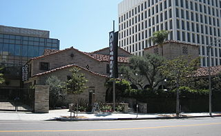 Geffen Playhouse theater and theater company in Los Angeles, California, United States