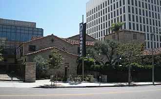 Geffen Playhouse - Image: Geffen Playhouse 01