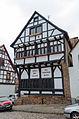 Gelnhausen, Kuhgasse 5, Gotisches Haus, 004.jpg