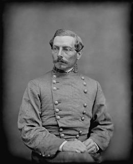P. G. T. Beauregard Confederate Army general