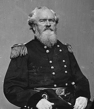Amos Beebe Eaton - General Amos B. Eaton