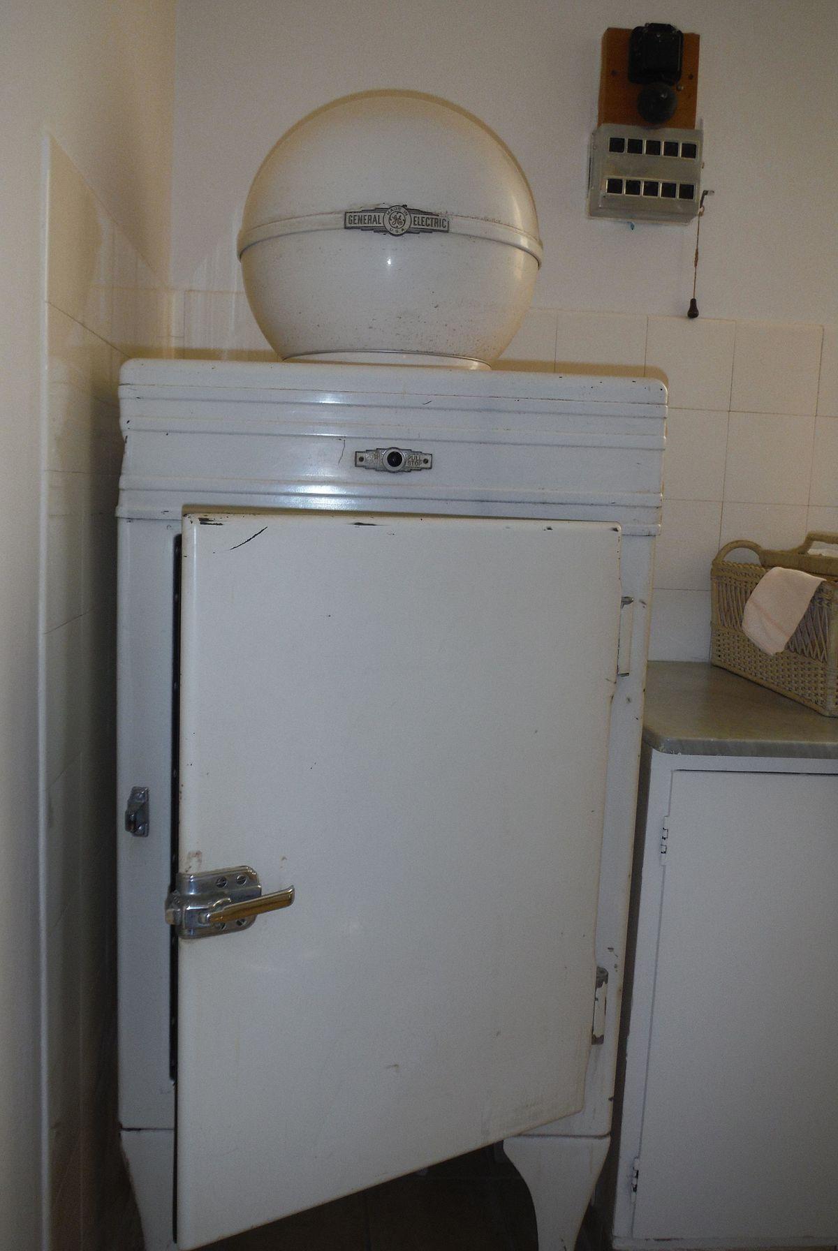 Refrigerator Death Wikipedia