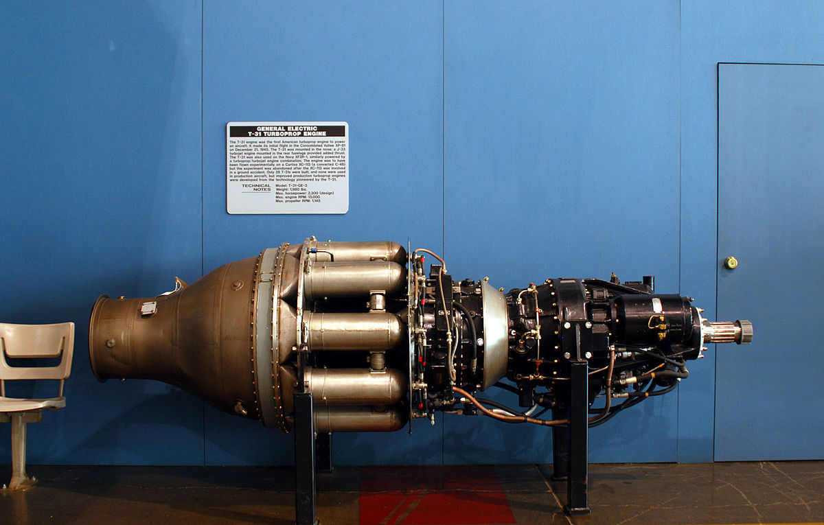 General Electric T31 Wikipedia
