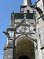 Gennes-sur-Seiche (35) Église Saint-Sulpice Façade ouest 14.jpg