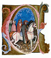 Gentile da Montefiore comes to Hungary - Chronicon Pictum.jpg