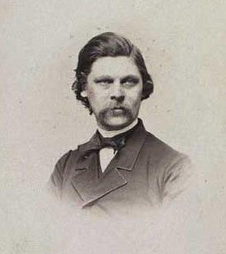 Georg Emil Libert - Georg Emil Libert  (late 1860s)
