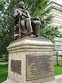 George Frisbie Hoar Monument - Worcester, MA - DSC05746.jpg
