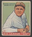 George Herman (Babe) Ruth, Big League Chewing Gum LCCN2014646962.tif