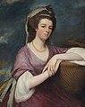 George Romney - Lady Elizabeth (Scot) Lindsay (1763-1858), Countess of Hardwicke.jpg