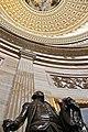 George Washington in Rotunda (8357552959).jpg