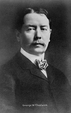 George Whitefield Chadwick - George W. Chadwick