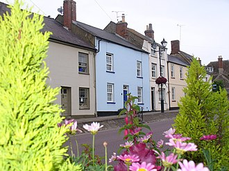 Cricklade - Large Georgian homes in central Cricklade